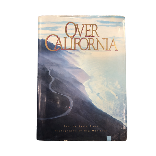 Over California Large Hardcover Photobook by