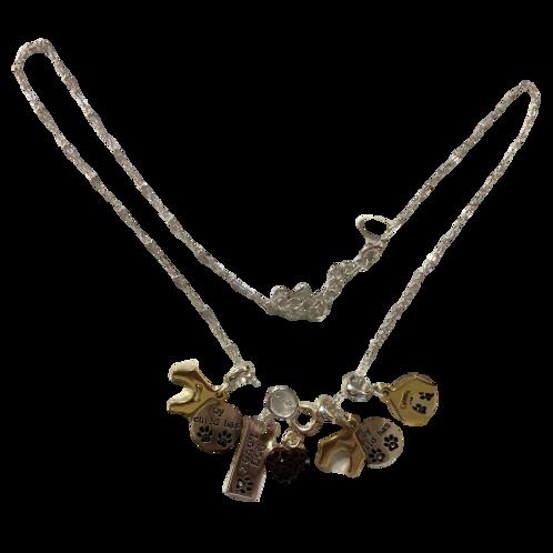Davinci Charm Necklace