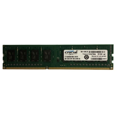 8GB RAM Stick from Crucial
