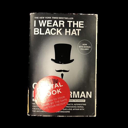 Llevo el sombrero negro de Chuck Klosterman