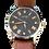 Thumbnail: Reloj Guess para hombre con correa marrón
