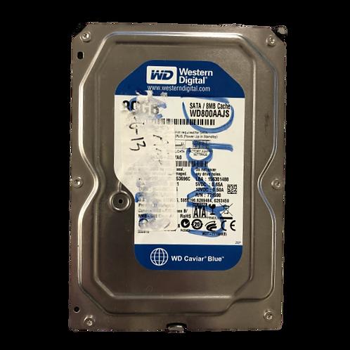 Western Digital 80GB Hard Drive