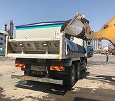産業廃棄物収集運搬業の拓実興業です!