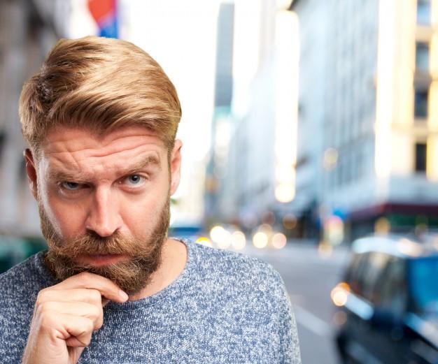 4 erros de homens que usam barba
