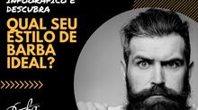 Qual o estilo de Barba ideal para o seu rosto?