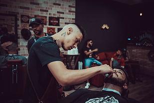 Lucas - Barba Branca Barbearia Guarulhos