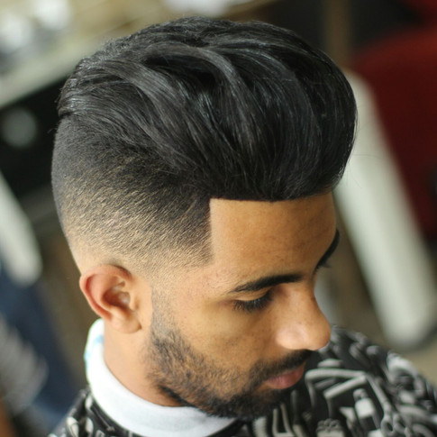 Barba Branca Barbearia