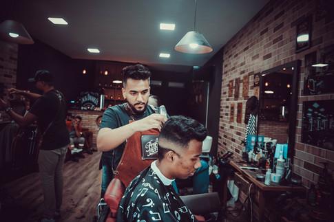 corte de cabelo barbearia guarulhos