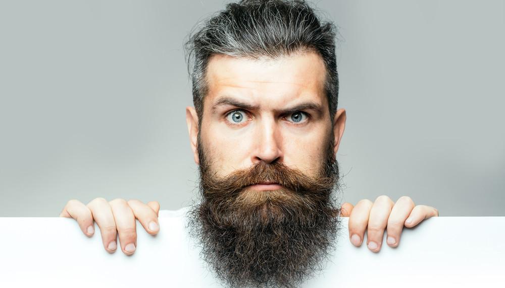 Cuidado com a Barba