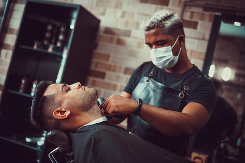 Barba Branca Barbearia - Barbeiro Eliseu