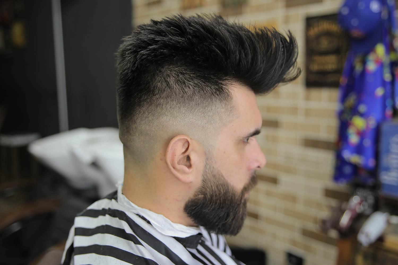 Barbearia Guarulhos - Sp Barba Branc