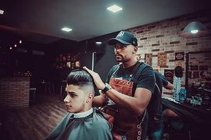 Leondardo - Barba Branca Barbearia Guarulhos