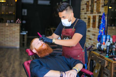 Barba Branca Barbearia - Sua Barbearia e