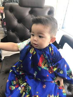 barbearia para criança em guarulhos