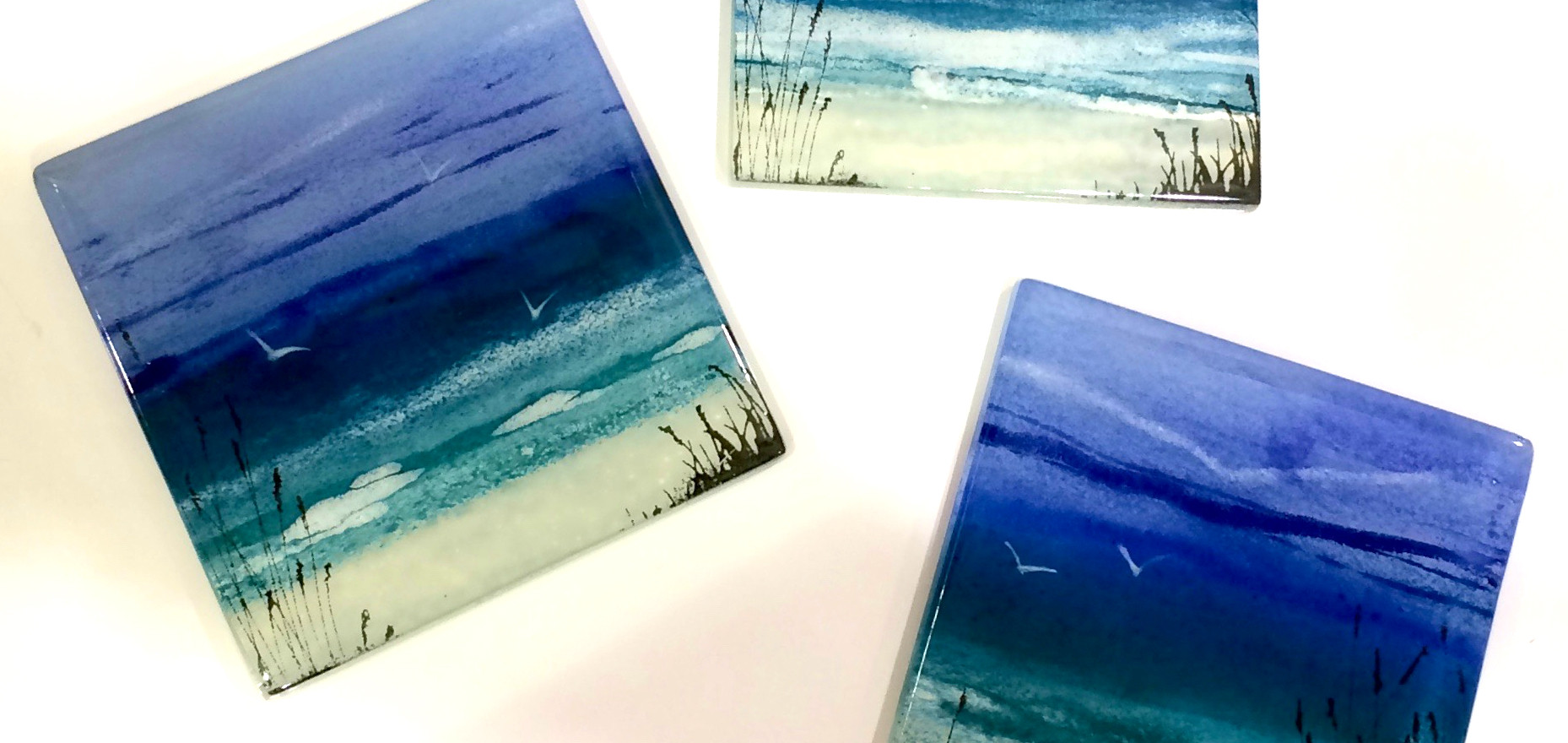 Seascape Coaster/Tile