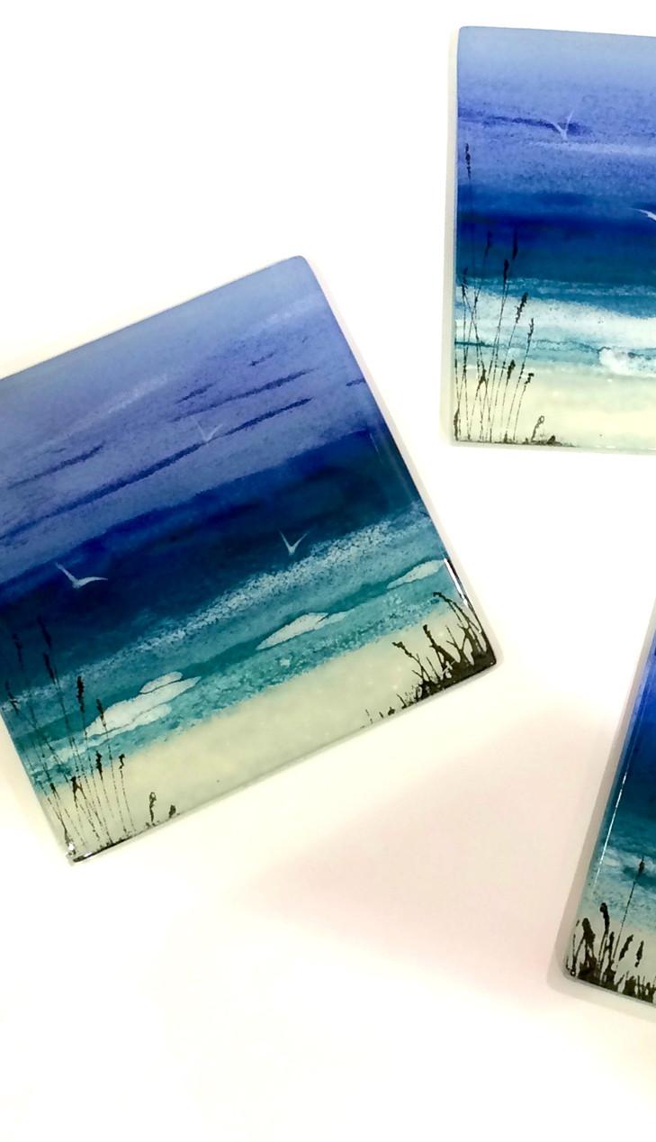 Seascape Coaster/Tile