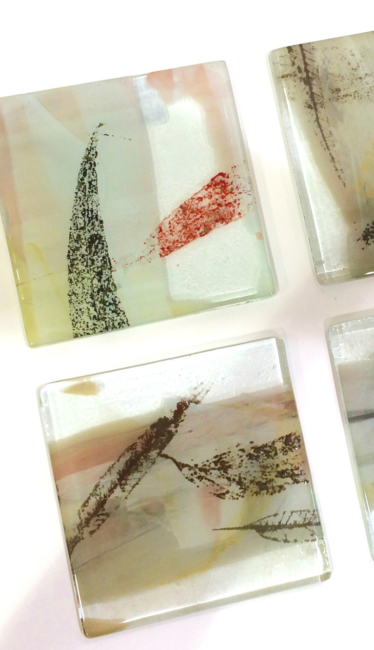 Eucalypt Coasters