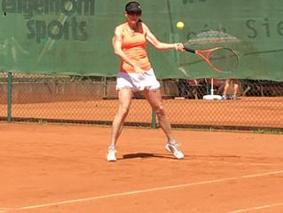 Ein guter dritter Platz in der Mixed Medenrunde 40+   Ein grosses Lob gabs vom Sportwart Uli Däuwel: