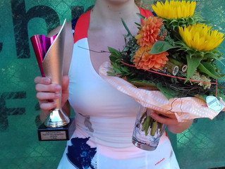 Turniersieg von Lisa Dörr in Ludwigshafen