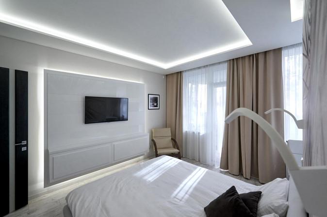 Небольшая квартира для молодого мужчины