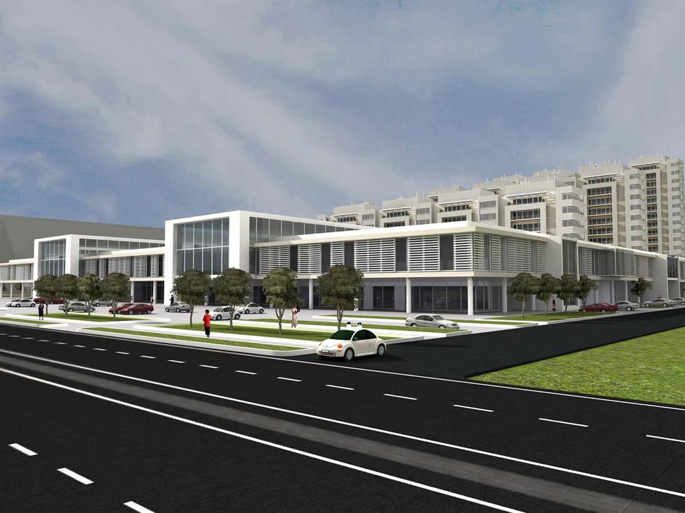 Готовые проекты многоквартирного дома
