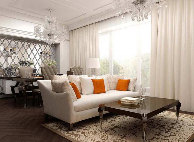 Дизайн квартиры Днепропетровск