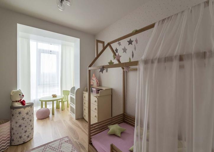 Детская спальня дизайн фото