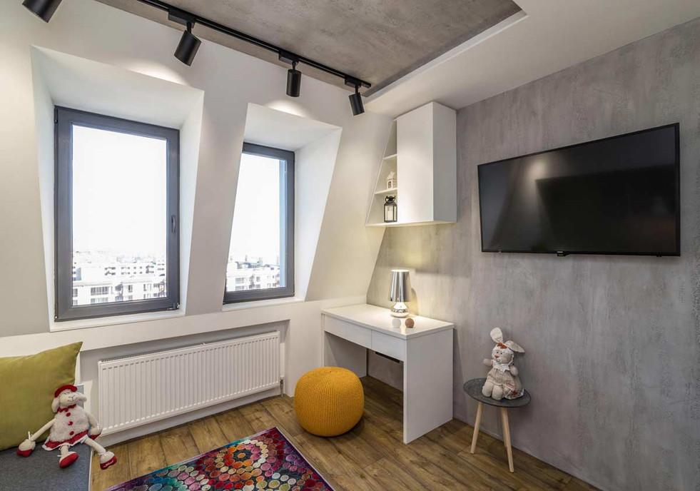 Дизайн детской в квартире фото