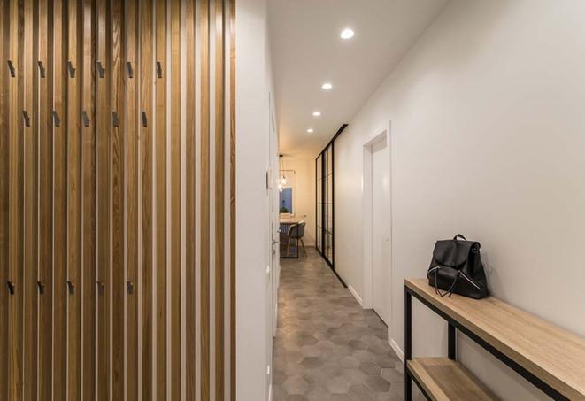Дизайн прихожей в квартире фото реальные