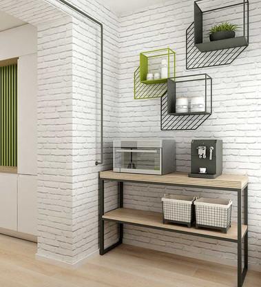 Мебель лофт в дизайне квартиры