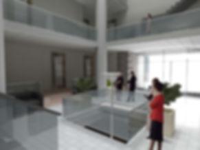 Дизайн офиса помещений