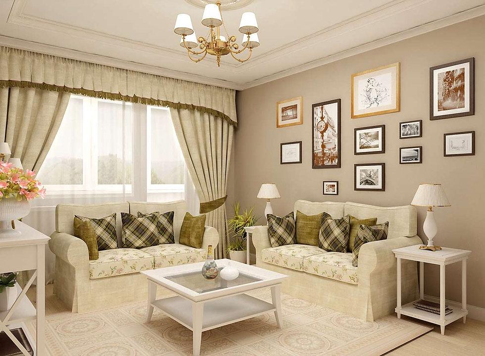 Дизайн залы
