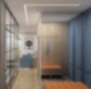 Дизайн холла