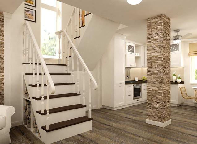 Дизайн маленьких лестниц