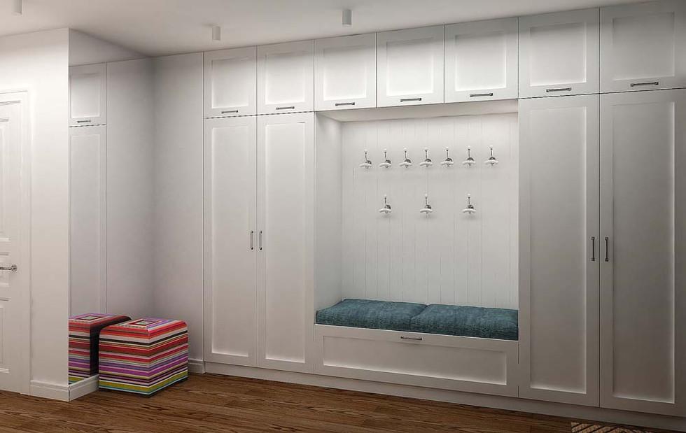 Шкаф в прихожую фото дизайн