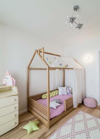 Дизайн детской кроватки