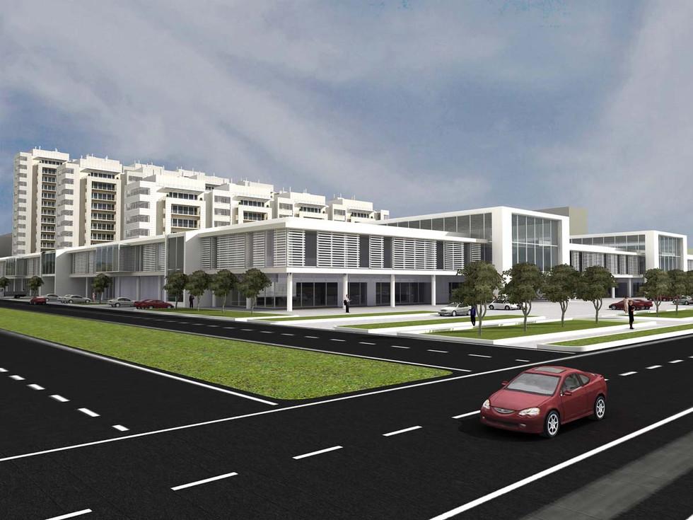 Проект планировки многоквартирных домов