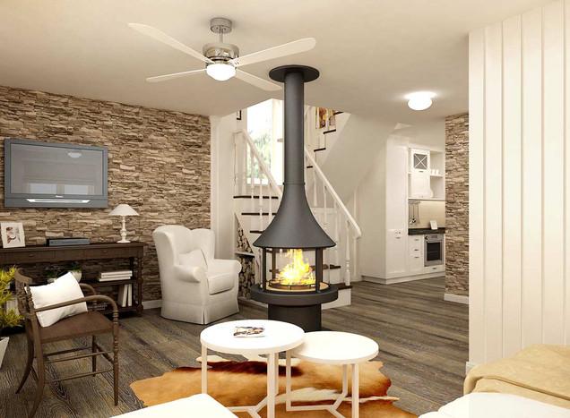 Уютный дизайн дома