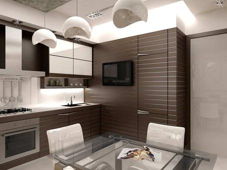 ТОП 5 идей для дизайна кухни