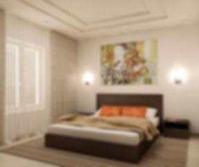 Дизайн гостиничного номера эконом-класса