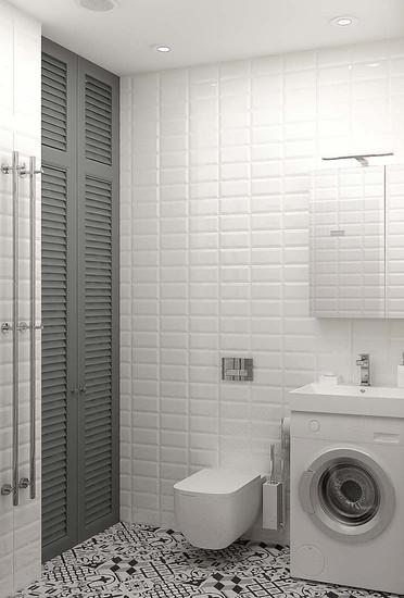 ванная комната дизайн фото 4 кв м