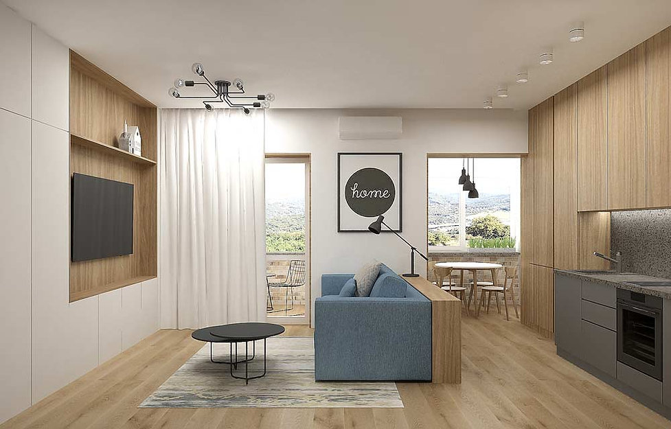 Интерьер и дизайн квартиры
