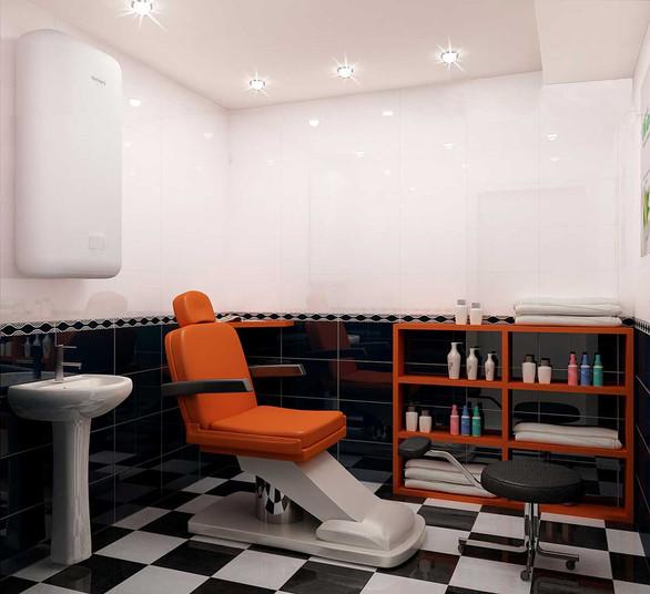 Дизайн салонов красоты фотогалерея интерьера