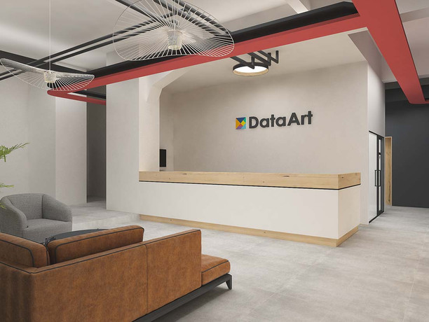 Арт дизайн офиса