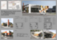 Торговый комплекс проект