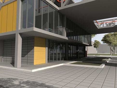 Проектирование строительство торговых центров