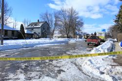 Three children die in house fire