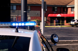 Robbery suspect shot and killed