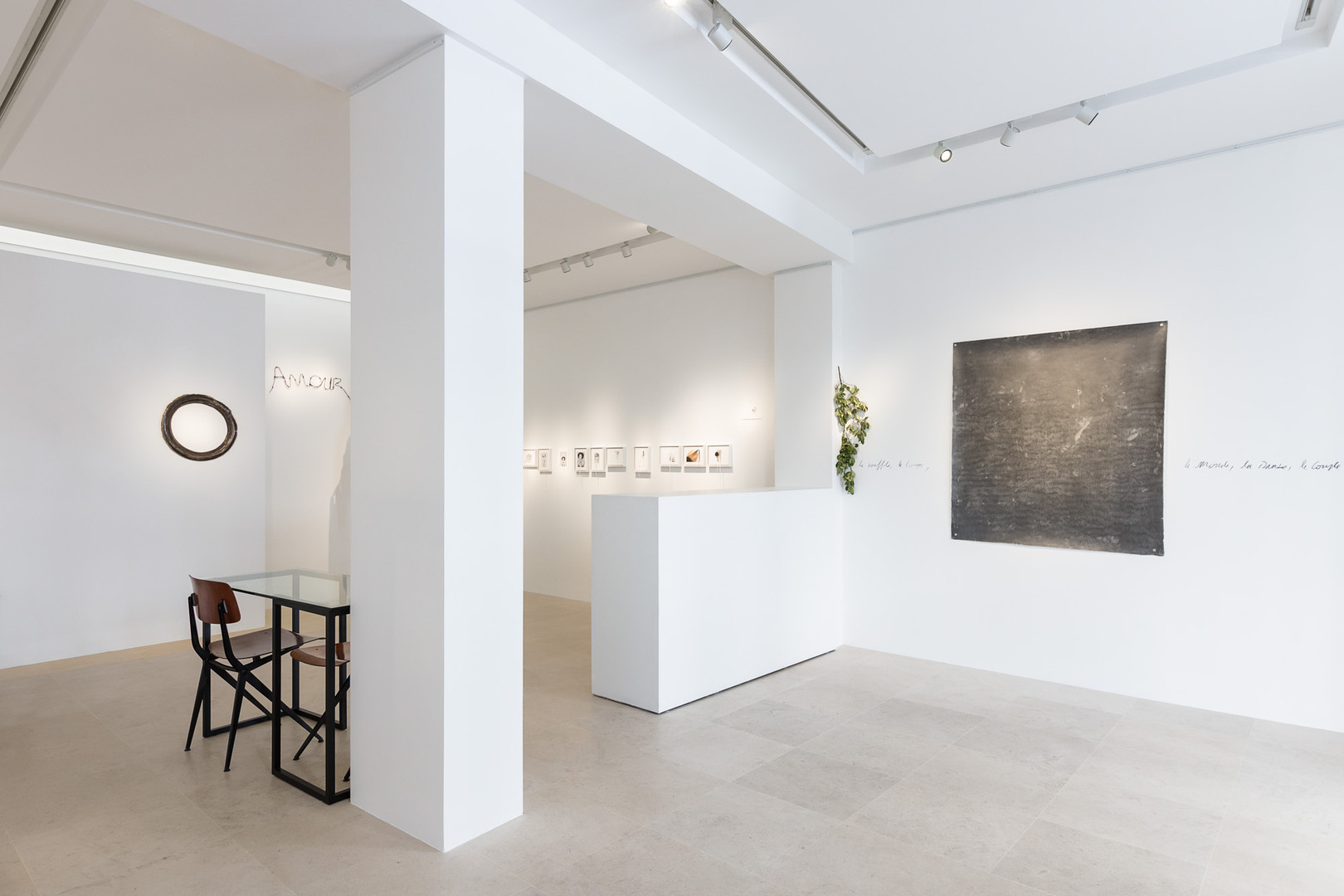 31 PROJECT / Galerie Charles-Wesley Hourdé
