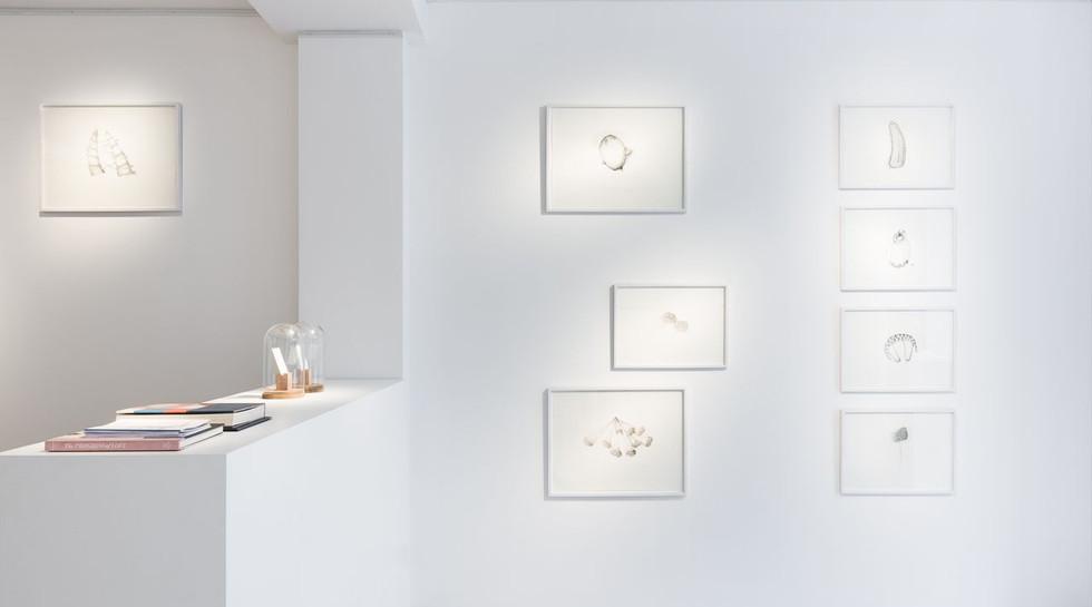 Vue de l'exposition Capillarité - © Tous droits réservés